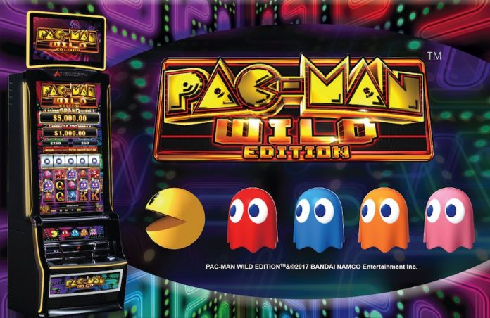 ICR - Ainsworth EAG AGE Pacman cabinet
