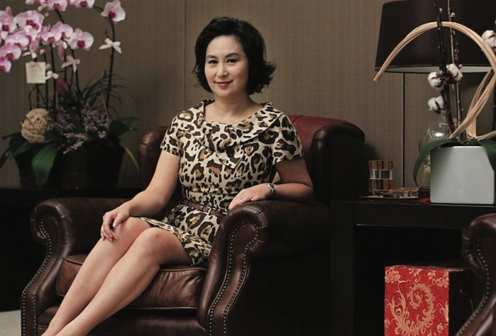 ICR - Pansy Ho Shun Tak