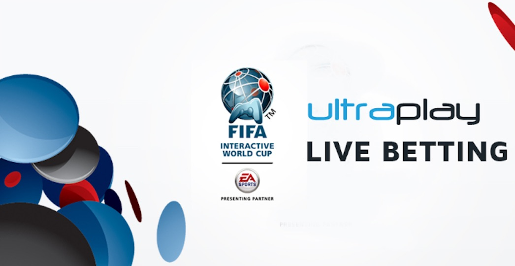 UltraPlay pioneer live betting for FIFA Interactive World Cup