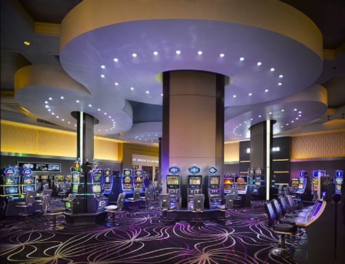 Gasser chairs help viejas casino