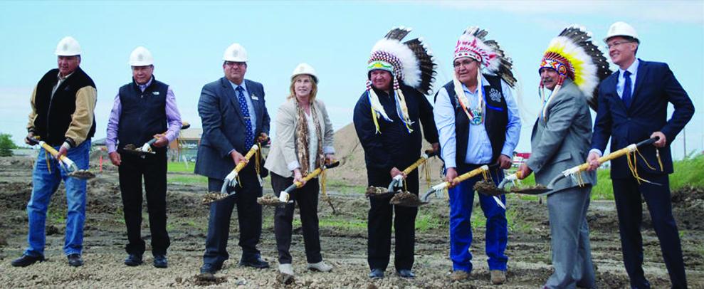 Saskatchewan tribes call to halt casino construction over fairness concerns