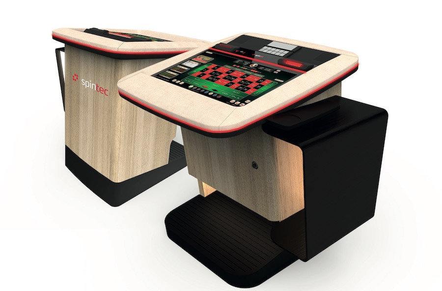 Spintec promises longer gaming sessions with innovative electronic table games