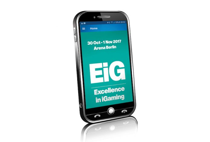 EiG phone app berlin