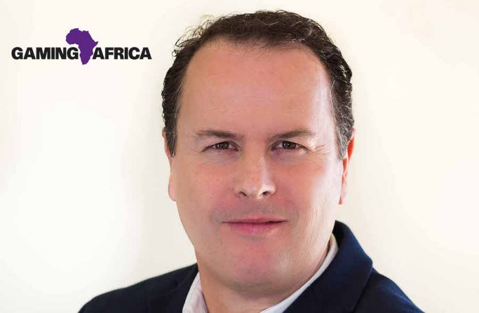 ICR Clarion Gaming Africa Roy Bannister