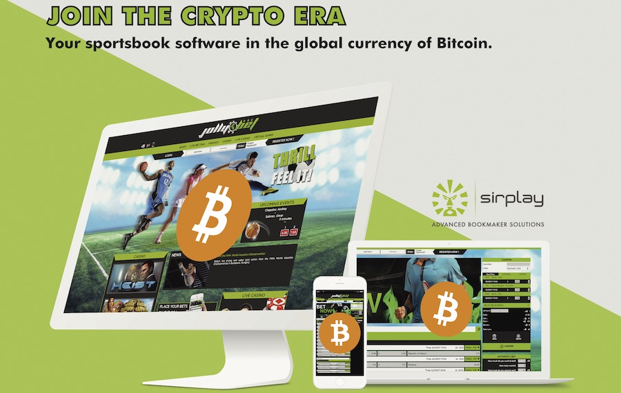 Sirplay welcomes the Bitcoin era to sports betting market