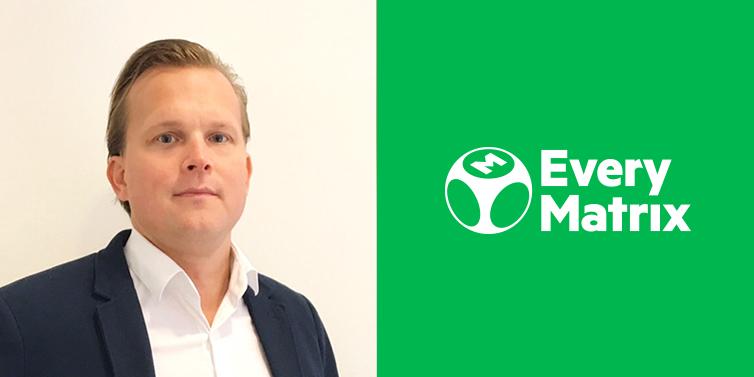 EveryMatrix appoints Johan Westberg as head of sales in Asia