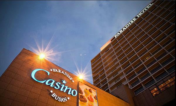 paradise casino korea missile