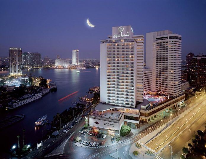 Sheraton Cairo Hotel & Casino river nile