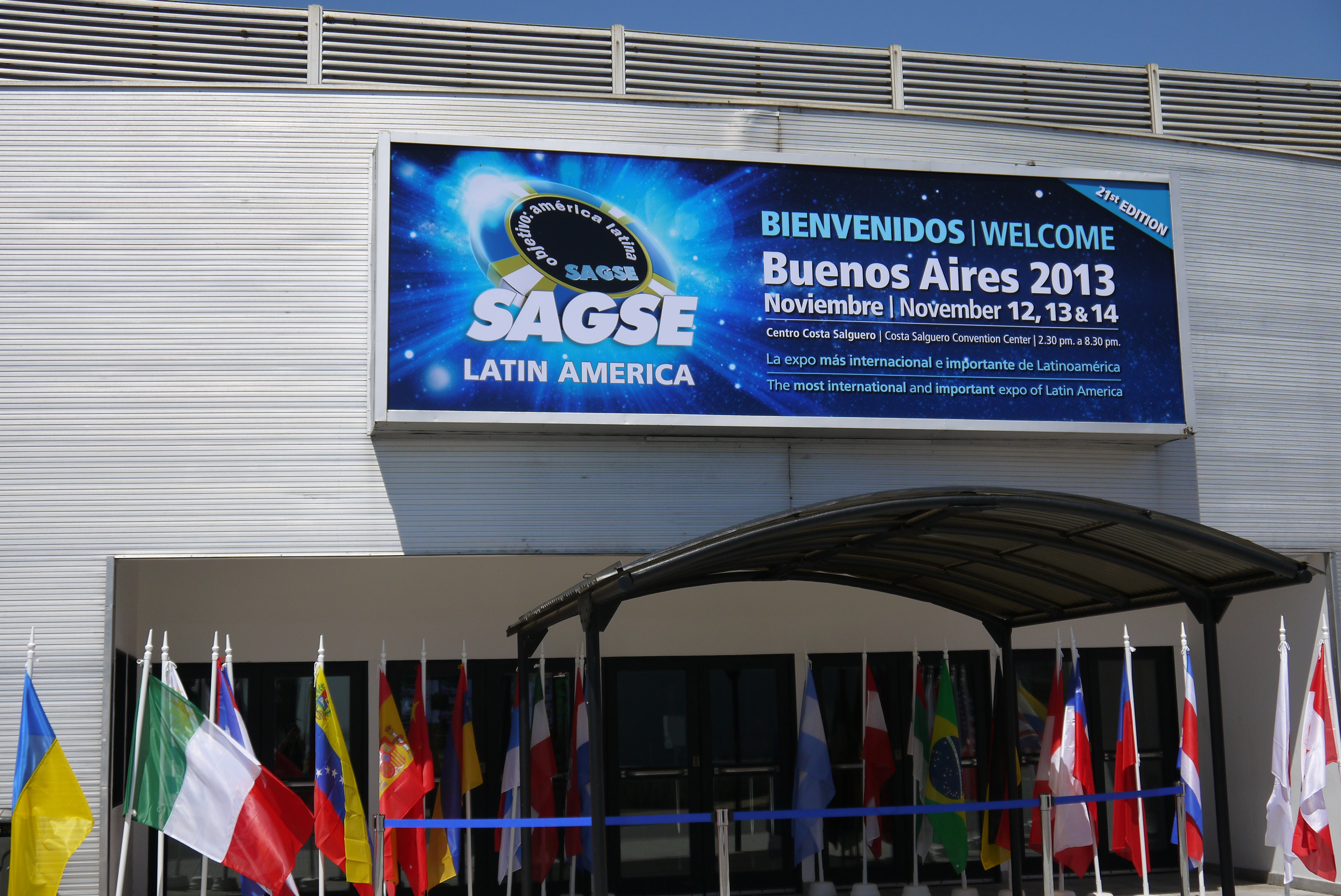 SAGSE to show best of Latin America