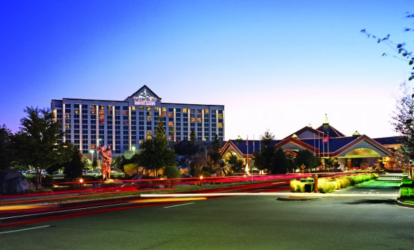 Aristocrat gains sponsorship from Washington State's Tulalip Tribe