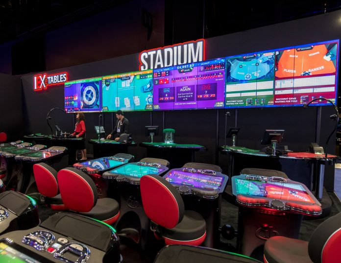 Diamond Stadium interblock merit royal hotel casino