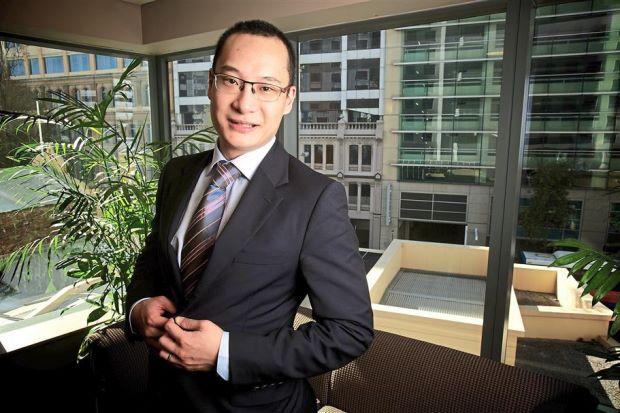 Joey Lim Keong Yew donaco
