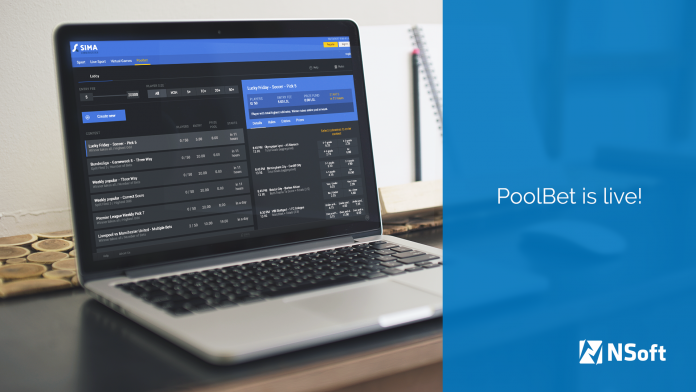 NSoft PoolBet Feature Image