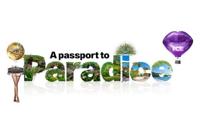 Passport to Paradice live