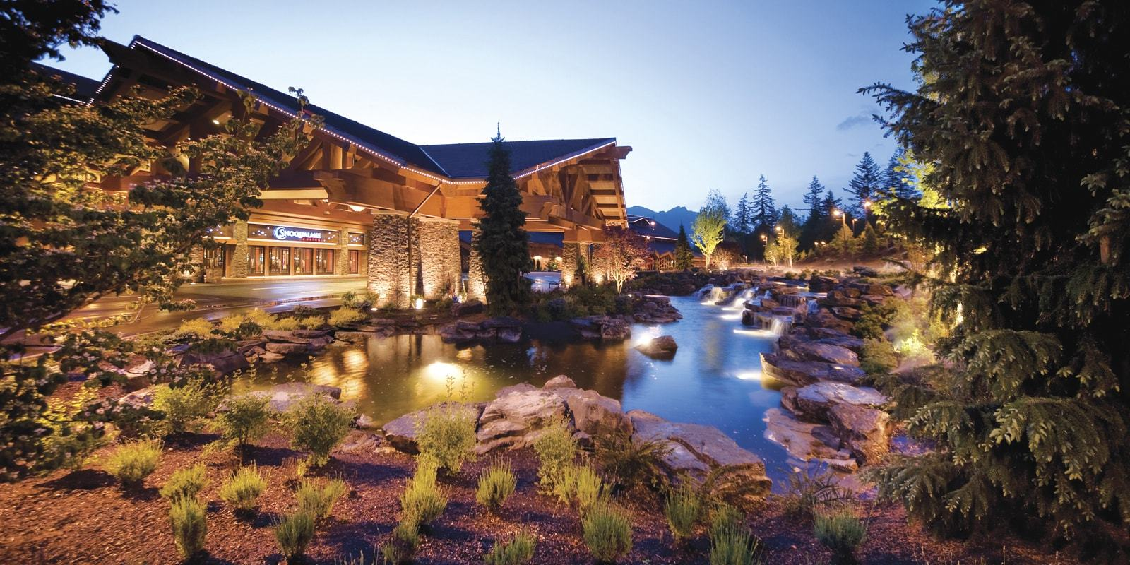 Snoqualmie Casino turns to Scientific Games for management systems