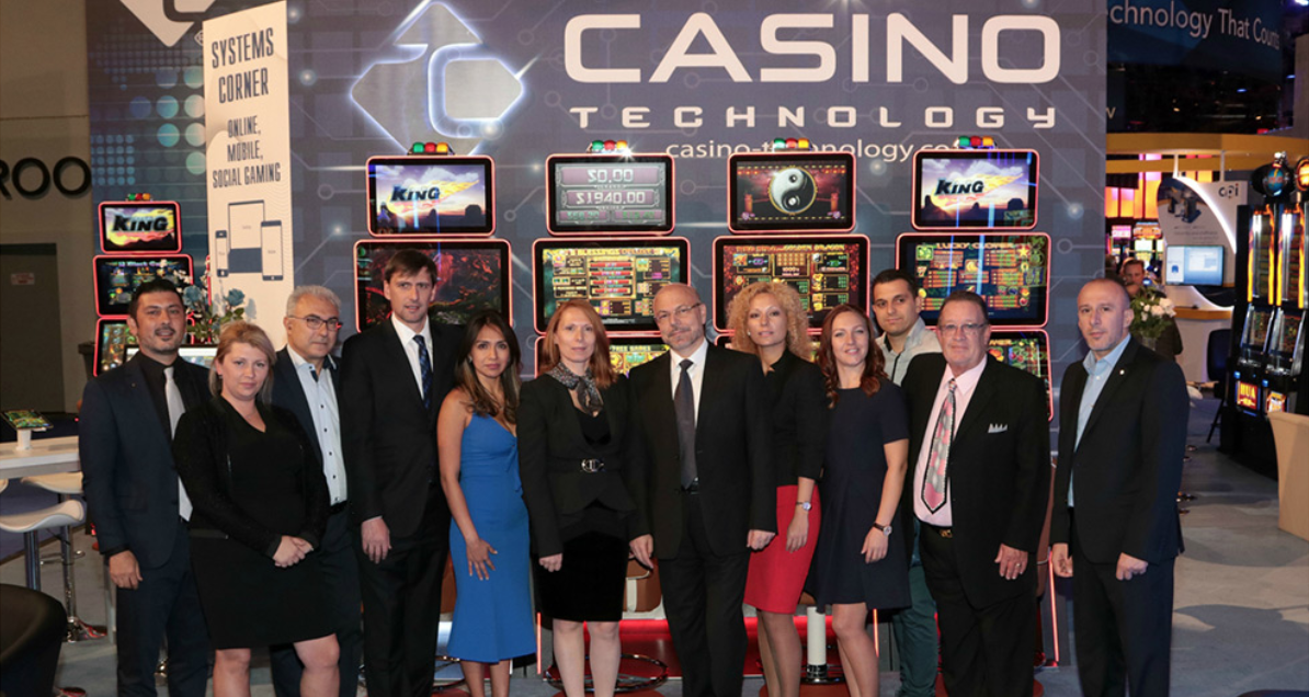 """Casino Technology """"conquers new markets"""" at G2E"""