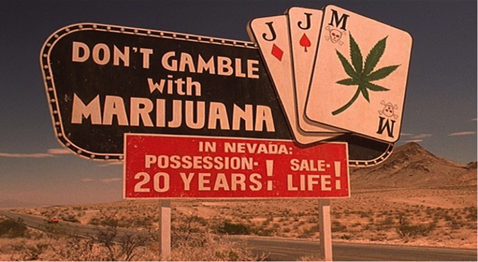 Nevada goes to pot in the face of regulatory grey areas