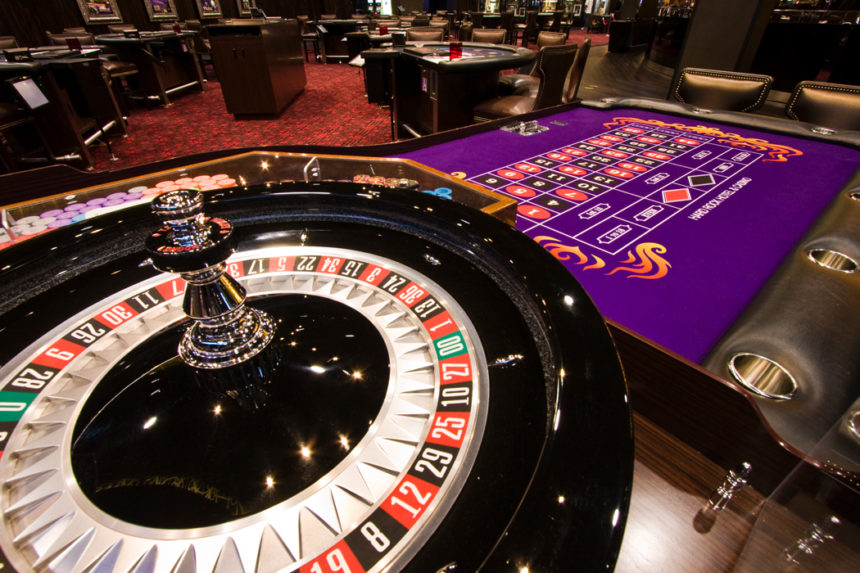 TCSJOHNHUXLEY pioneers new Roulette Wheel Technology
