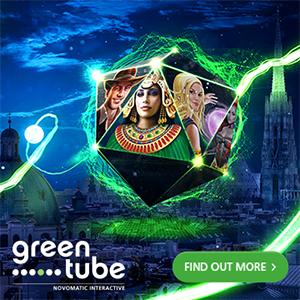 Greentube Box advert