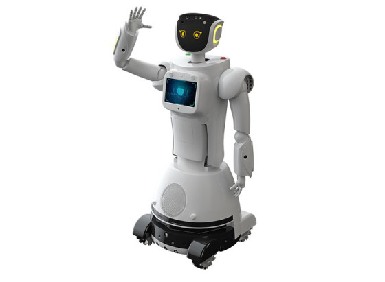 Robot Chores: Shenzhen android to serve guests at MGS Entertainment Show