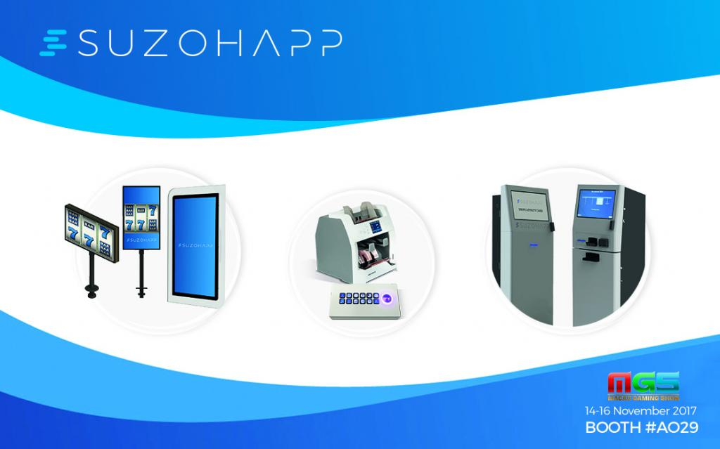 "SUZOHAPP to present ""comprehensive portfolio"" at Macau Gaming Show"