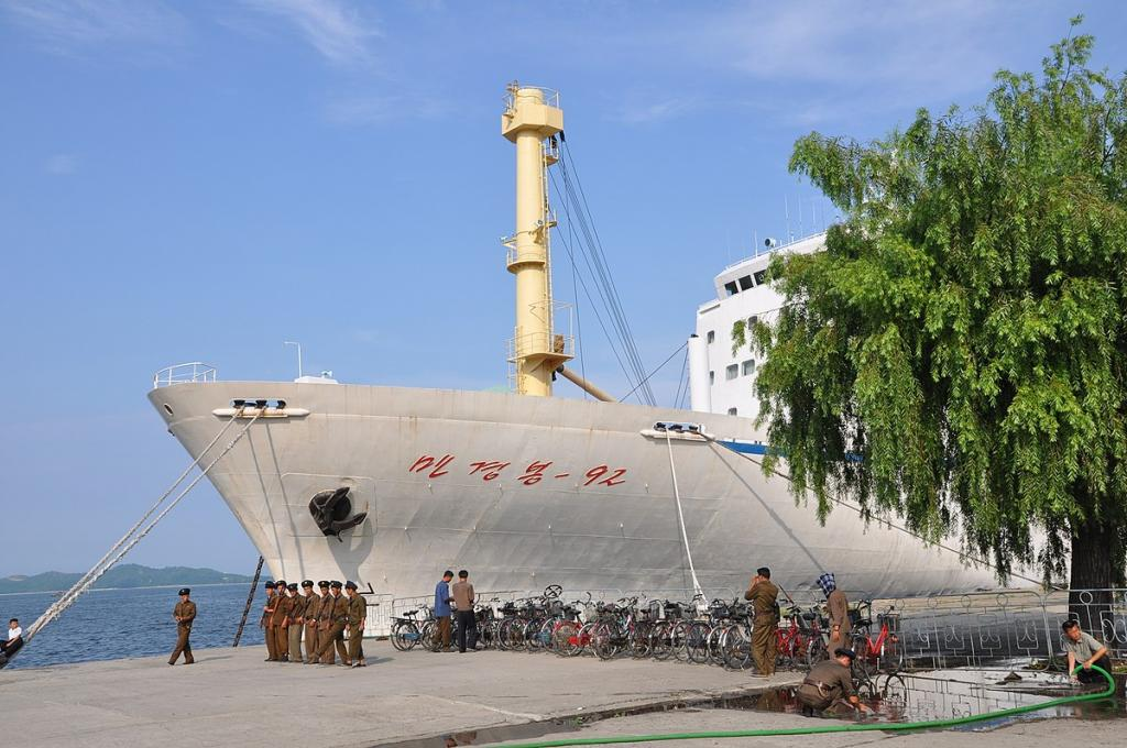North Korea inaugurates cruises to Vladivostok