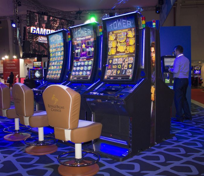 casino technology bege tower