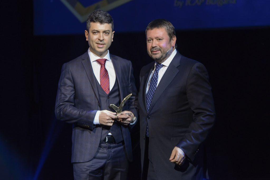 """EGT named """"True Leader"""" in Bulgaria"""