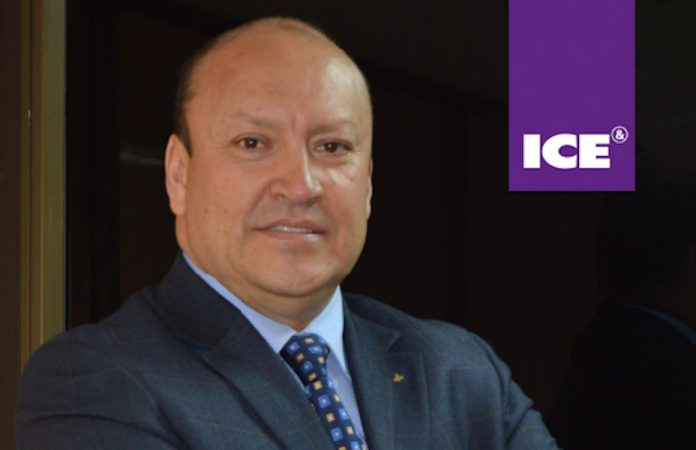 FecolJuegos President ICE London