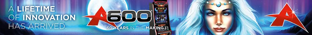 Novomatic Gaming Industries Ainsworth LB A600