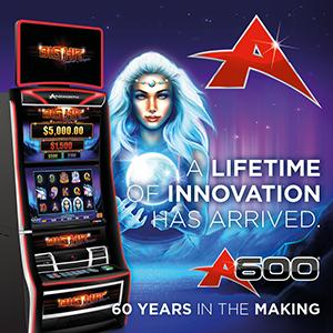 Novomatic Gaming Industries Ainsworth SB A600