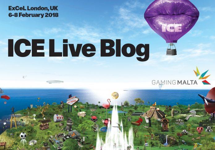 ICE Live Blog 2018
