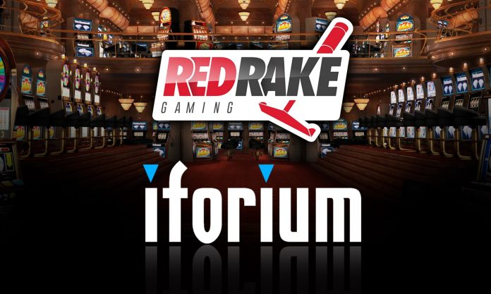 Iforium Adds Red Rake Gaming to Gameflex (IMG)