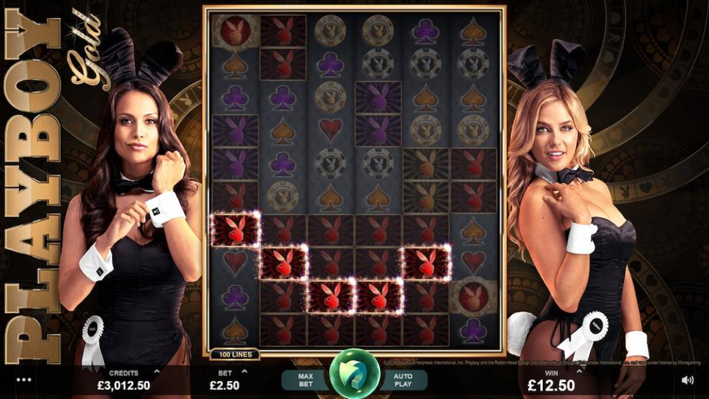Microgaming bolsters Playboy portfolio