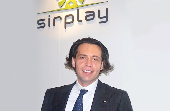 Sirplay trend ICE London Bart Esposito