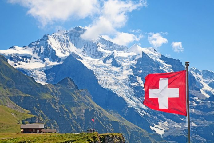 Switzerland Alps DRGT DR Gaming Technology
