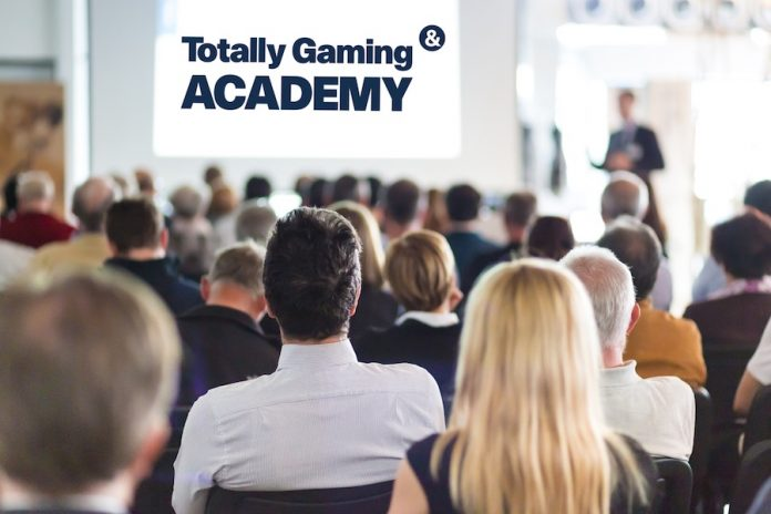 Totally Gaming Academy ICE London Responsible Gaming