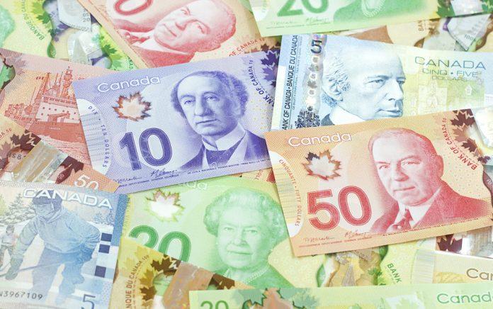 canada money ontario