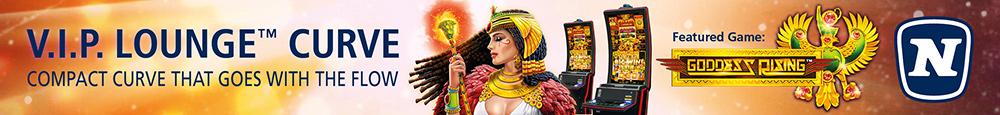 Novomatic Goddess Rising LB