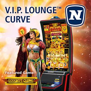 Novomatic Goddess Rising SB