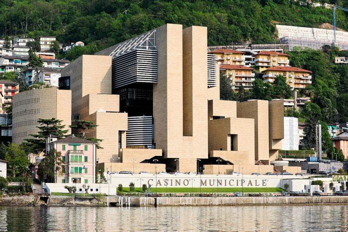 Casino di Campione italy