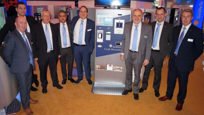 The GeWeTe team at the ICE 2018