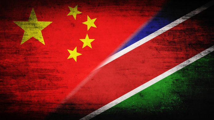namibia-china