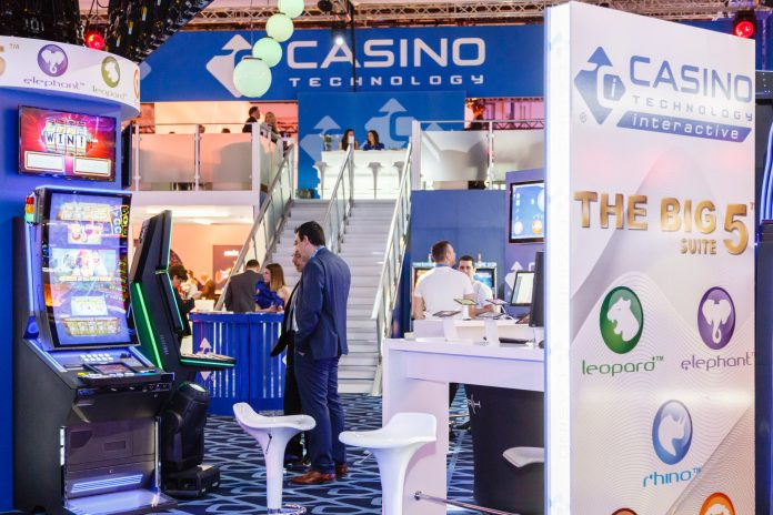 casino technology ice