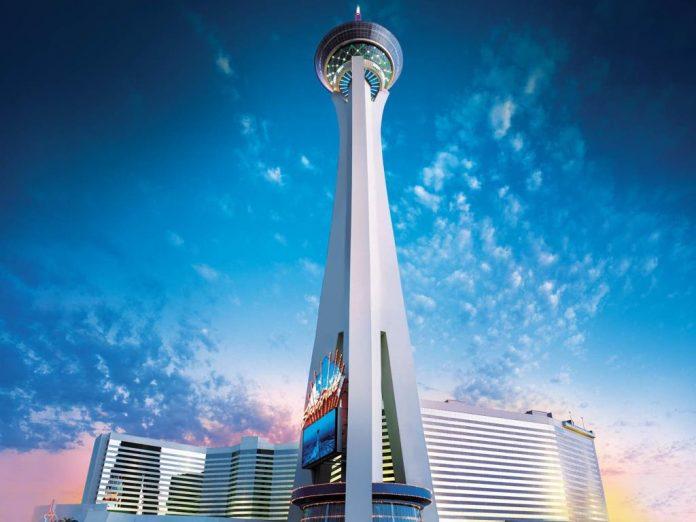 Stratosphere Hotel, Casino & Tower konami synkros