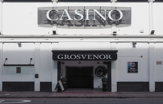 Rank Group Grosvenor Casino