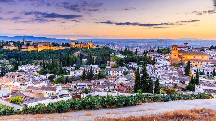Granada vista