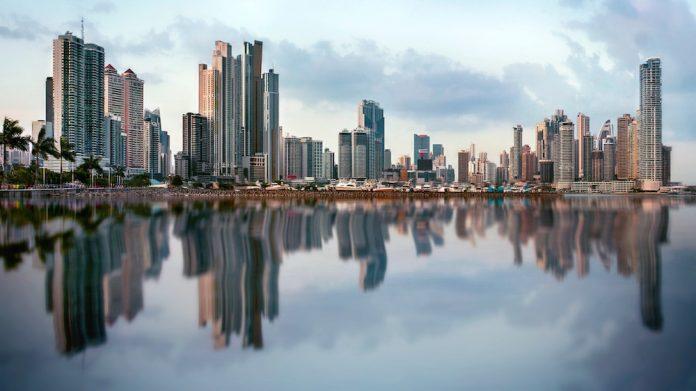 Panama seafront