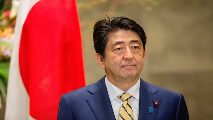 prime minister, Shinzo Abe