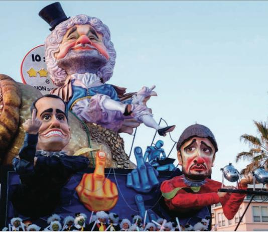 Italy politics parade